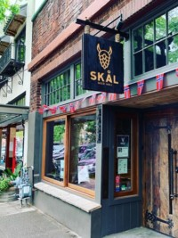 Skål Beer Hall Brings Updated Viking Traditions To Seattle