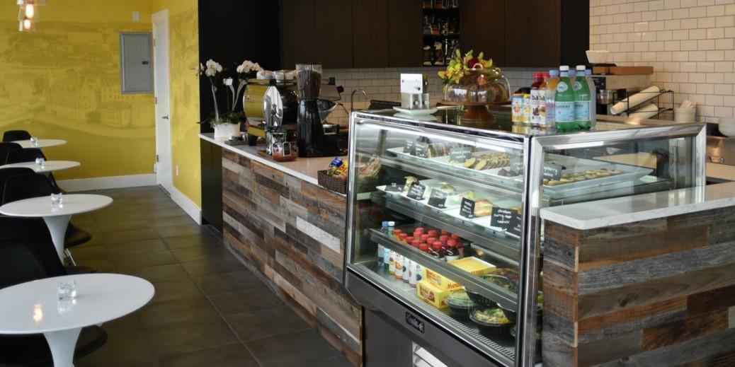 Svenska Café interior