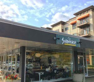Svenska Café exterior
