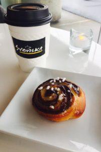 Svenska Café coffee cup