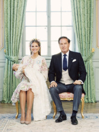 Sweden's Princess Madeleine Moving Back to the United States