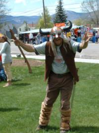 Scandinavian Heritage Festival in Ephraim, Utah