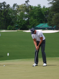 Checking In on Sweden's Stenson at The Masters