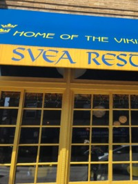 SVEA: Home Of The Viking Breakfast