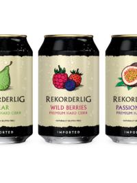 Skål! Sweden's Rekorderlig Cider Continues Growth Stateside