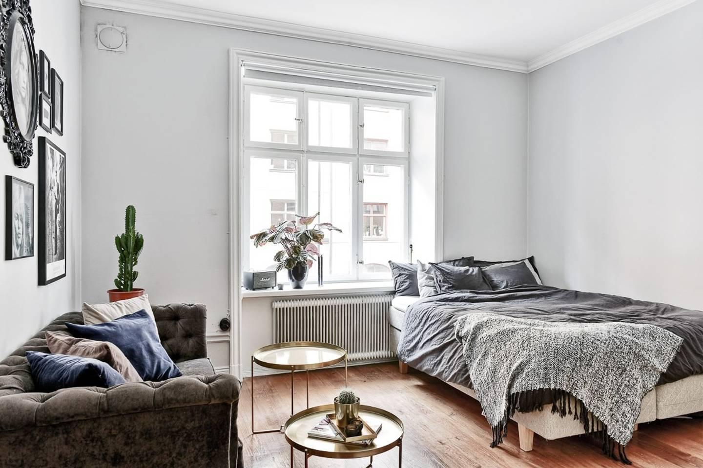 Studio Apartment In Vasastan Stockholm