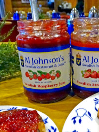 Introducing Al Johnson's Swedish Jams