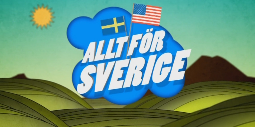 Swedish Reality Show Allt For Sverige On The Hunt For