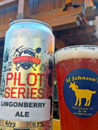 Y'all, Wisconsin's Al Johnson's Restaurant & Butik Has A Lingonberry Beer