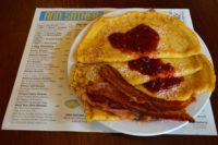 SWE-Dishes: Ann Sather's Pancakes