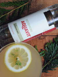 Swe-Dishes (And Drinks): Heritage Distilling Co.'s Aquavit With A Holiday Twist