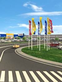 By The Numbers: IKEA's Newest Store Opens in Norfolk, Virginia