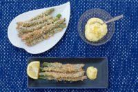 Swe-Dishes: Krispigt Bakad Sparris (AKA Crispy, Baked Asparagus)