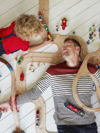 The Wonderful Wooden World Of Brio Toys