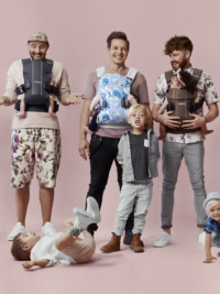 Swedish Baby-Wearing Pioneer BabyBjörn