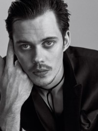 Any Excuse To Eat Cake: Happy Birthday Bill Skarsgård!