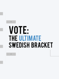 Ultimate Swedish Bracket: The Fantastic Four