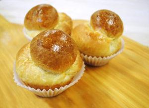Brioche Breadrolls