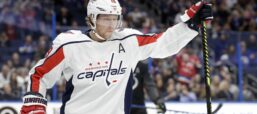 Nicklas Bäckström Negotiates Own Contract, Re-Signs With Washington Capitals