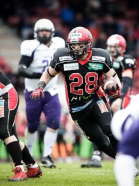 Tackling Football In Sweden With The Carlstad Crusaders' Robert Sundberg