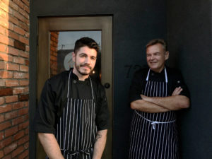 ALTA Nordic Kitchen father, son duo