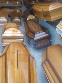 Private Film Screening…In A Coffin?