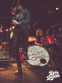 Sound Check: Swedish Rockers David Henriksson, Karl-Johan Wigander