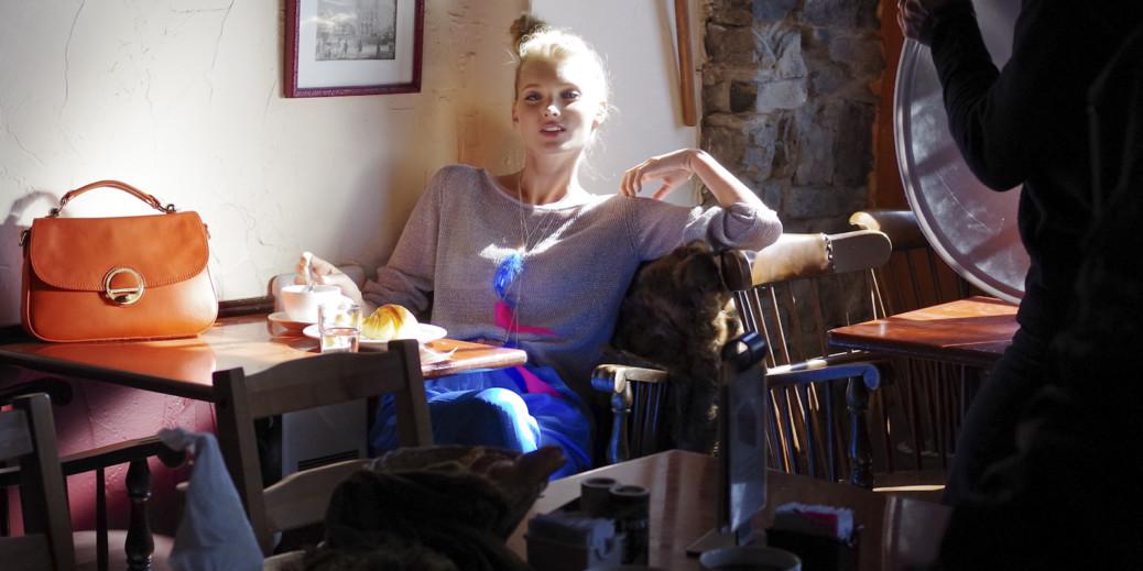 Elsa Hosk, one of our hot Swedish ladies