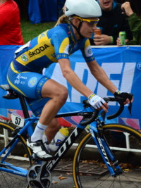 Catching Up With Retired Swedish Cycling Star Emma Johansson