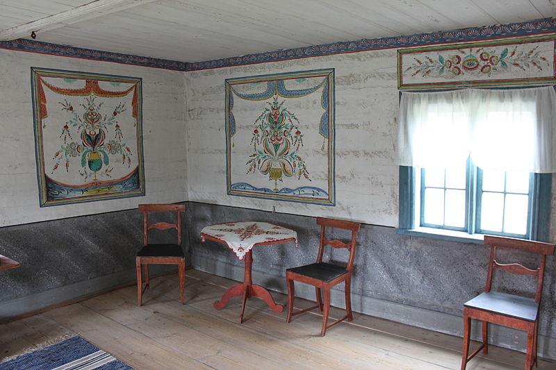 Fågelsjö Gammelgård Interior by Catasa