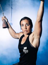 Meet Sweden's Next Ninja Warrior: Fanny Ahlfors