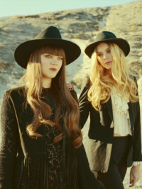 Swedish Folk Duo First Aid Kit Release New Album 'Ruins'