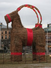 Until Next Year, Mr. Gävle Goat, Until Next Year