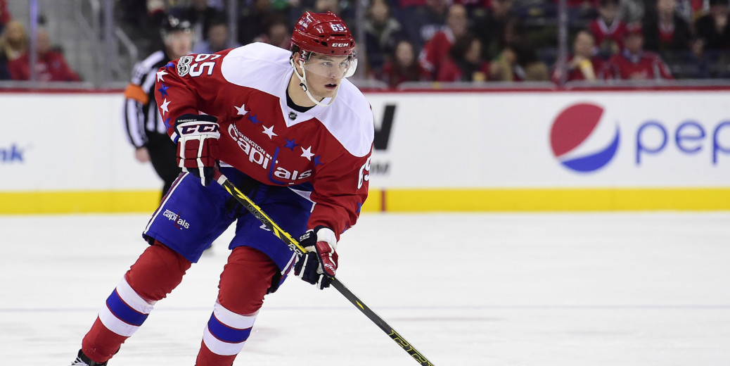 Ice Time with André Burakovsky of the Washington Capitals 2c48baa512d
