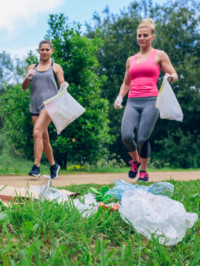 'Plogging' Shows No Sign Of Slowing Down