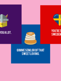 Swedish Pun Greeting Cards Should Be The Only Greeting Cards