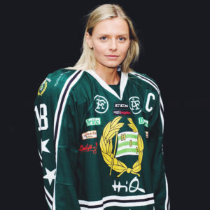 Linn Asplund Hammerby Portrait