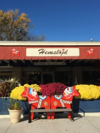 Dala Horses And So Much More at Hemslöjd In Lindsborg, Kansas