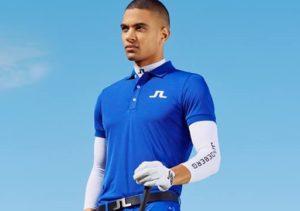 J.Lindeberg Male Golfer