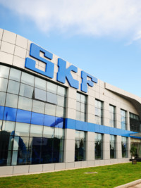 SKF Keeps The World Running