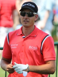 Sweden's Stenson Takes Home Open Title