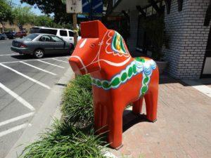 Kingsburg_Dala_Horse