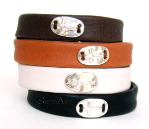 SwedArt Leather Bracelets