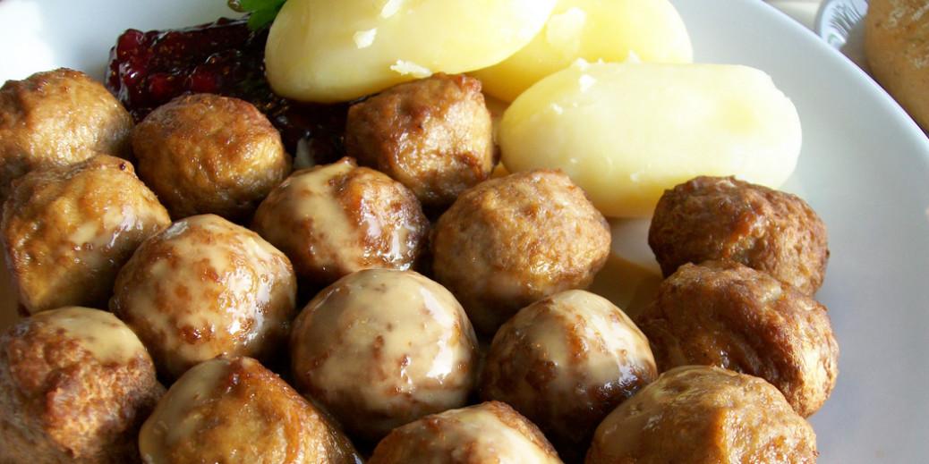 Swedish Meatball, Ann Sather
