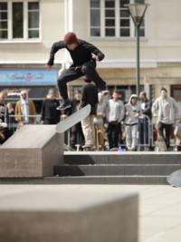Malmö's Skate Scene