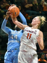 Swedish NCAA Hoops Superstar Regan Magarity Is Just Getting Started
