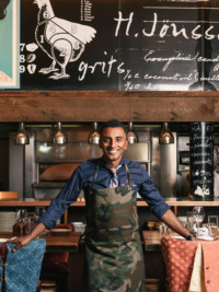 'Chew' & A with Chef Marcus Samuelsson