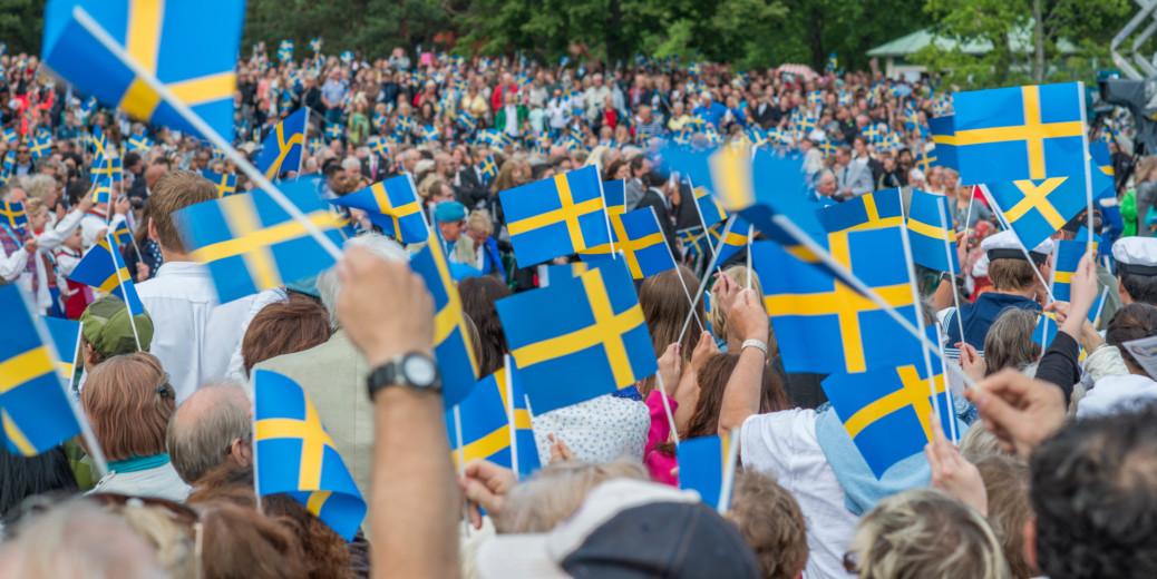 Photo of Sweden National Day Celebration