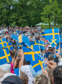 Sweden National Day Around the U.S.A.