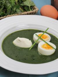 Swe-dishes: SwedishFood.com's Nettle Soup